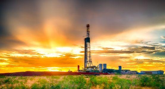 Oilfield-Rig