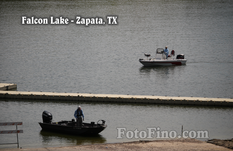 Falcon Lake - Zapata, TX