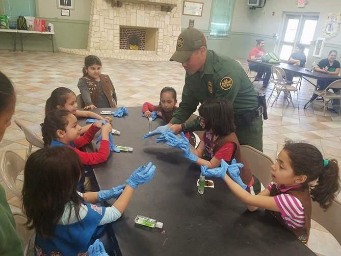 Zapata Border Patrol