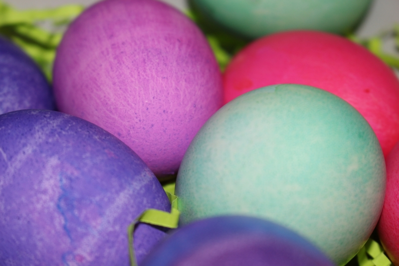 Easter Eggs - Cascarones