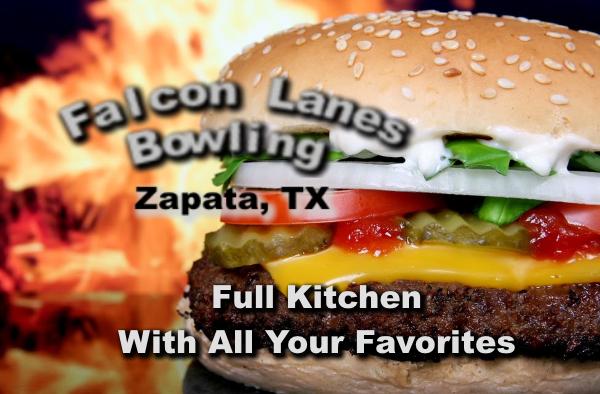 Falcon-Bowling-Hamburgers-Zapata-TX