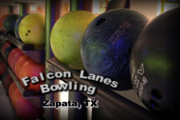 Falcon-Lanes-Bowling-Center-bowling-balls-zapata-tx