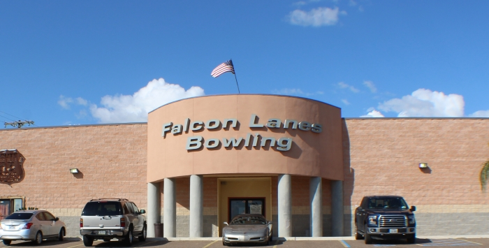 Falcon Lanes Bowling Center and Sports Bar - Zapata, TX