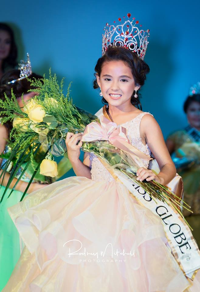 Little Miss Globe 2017 - Vanessa Cantu, Texas