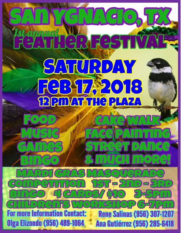 Festival - San Ygnacio, TX
