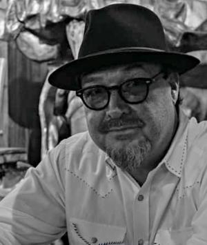Author Tony Molina