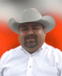 Raymundo Del Bosque for Zapata County Sheriff