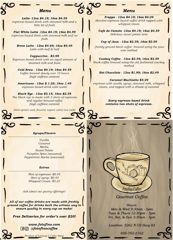fotofino-coffee-full-menu