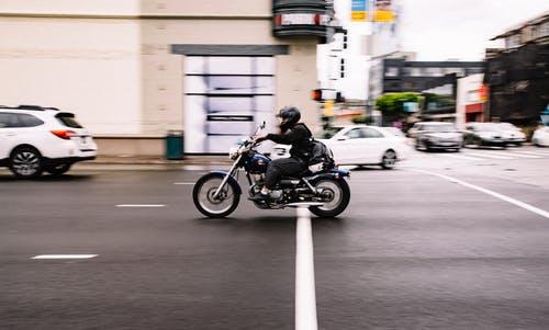 Motorcyclist Deaths Spike in 2020