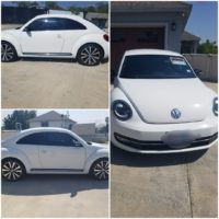2012 Volkswagon Turbo Beetle
