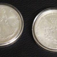 Silver Coins 1 Oz